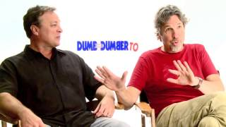 Bobby & Peter Farrelly: DUMB AND DUMBER TO