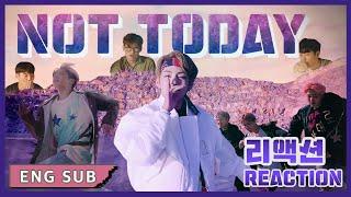 [ENG SUB]뮤비감독의 BTS(방탄소년단) - Not today(낫투데이) 리액션(Reaction)