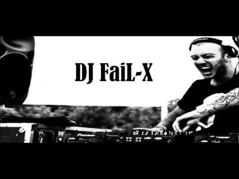 DJ FaiL-X : BRUTAL DUBSTEP METAL MIX, 2014