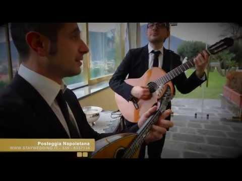 Musica Matrimonio Napoli - Posteggia Napoletana [Salerno,Napoli,Sorrento,Ravello & Amalfi Coast ]