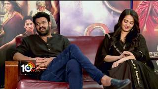 Prabhas And Anushka have revealed their relationship !