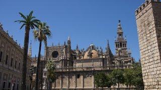 スペイン3 世界遺産・セビーリャ(大聖堂、アルカサル)
