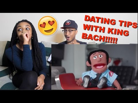 "Couple Reacts : ""Dating Tips with Twon AKA King Bach!"" Reaction!!!!"