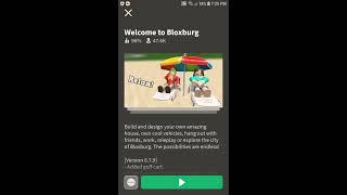 Roblox bloxberg *leer descripción*