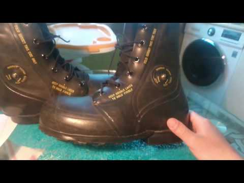 лучшие армейские ботинки. обзор mickey mouse boots. footwear for extreme cold