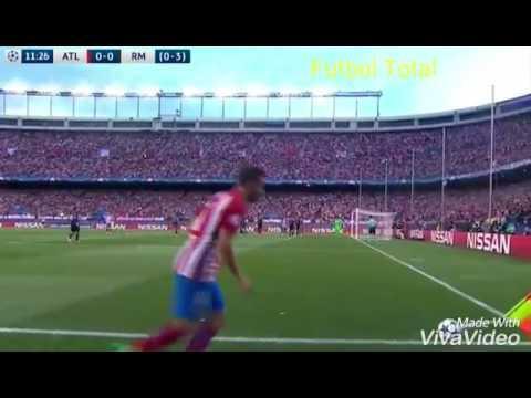 Download Atletico de Madrid vs Real Madrid 2-1 (2-4) / Champions League 2017