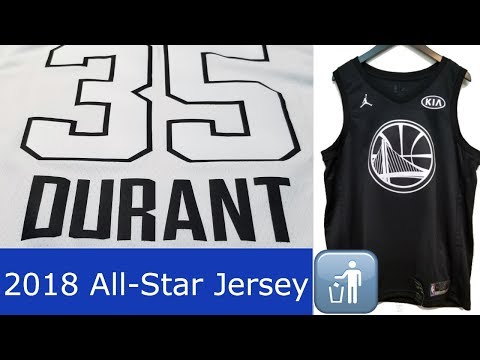 Don't buy these?! Nike NBA All-Star Swingman Jersey Black & White