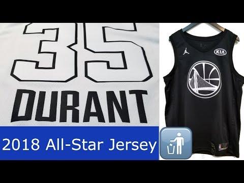 Don't buy these?! Nike NBA All-Star Swingman Jersey Black & White