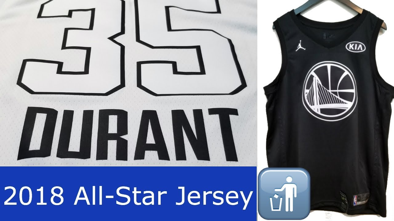 low priced 61b37 9a36c Don't buy these?! Nike NBA All-Star Swingman Jersey Black & White