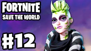 Fortnite: Save the World - Gameplay Walkthrough Part 12 - Ranger Beetlejess! (PC)