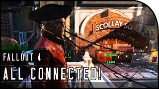 Fallout 4 Gameplay Walkthrough Part 64 It s All Connected...