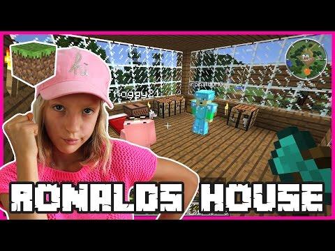 Building Ronald