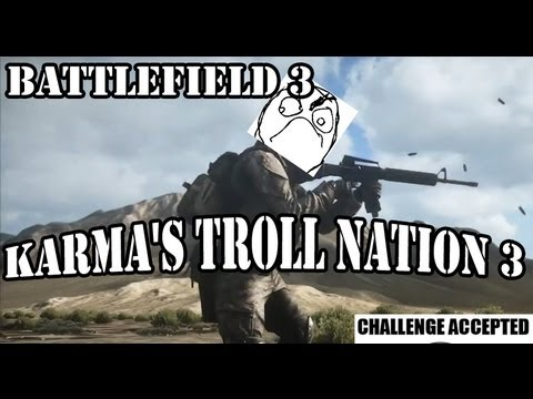 Battlefield 3 Karma&39;s Troll Nation 3