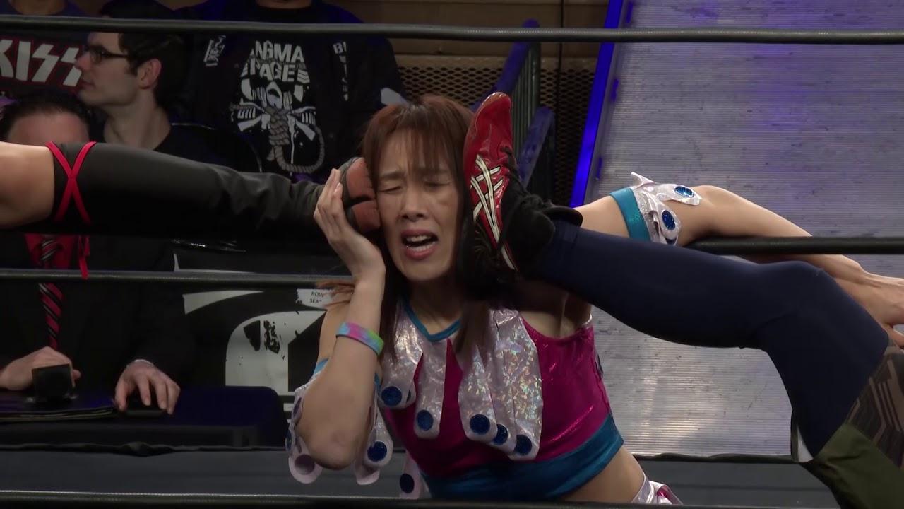 Woh Championship Tournament Round 1 Sumie Sakai Vs Hana
