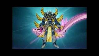 Repeat youtube video Digimon Adventure - All Shinka + Chou Shinka + Warp Shinka