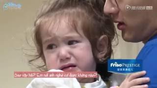 [Vietsub] Hãy để tôi đi, baby phiên ngoại 2: Bé mập Pu chọc Jackson khóc. Mã Thiên Vũ bán manh.