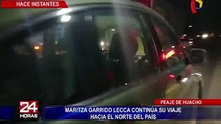Maritza Garrido Lecca: así fue su salida del penal Ancón II tras 25 años de prisión (3/3)