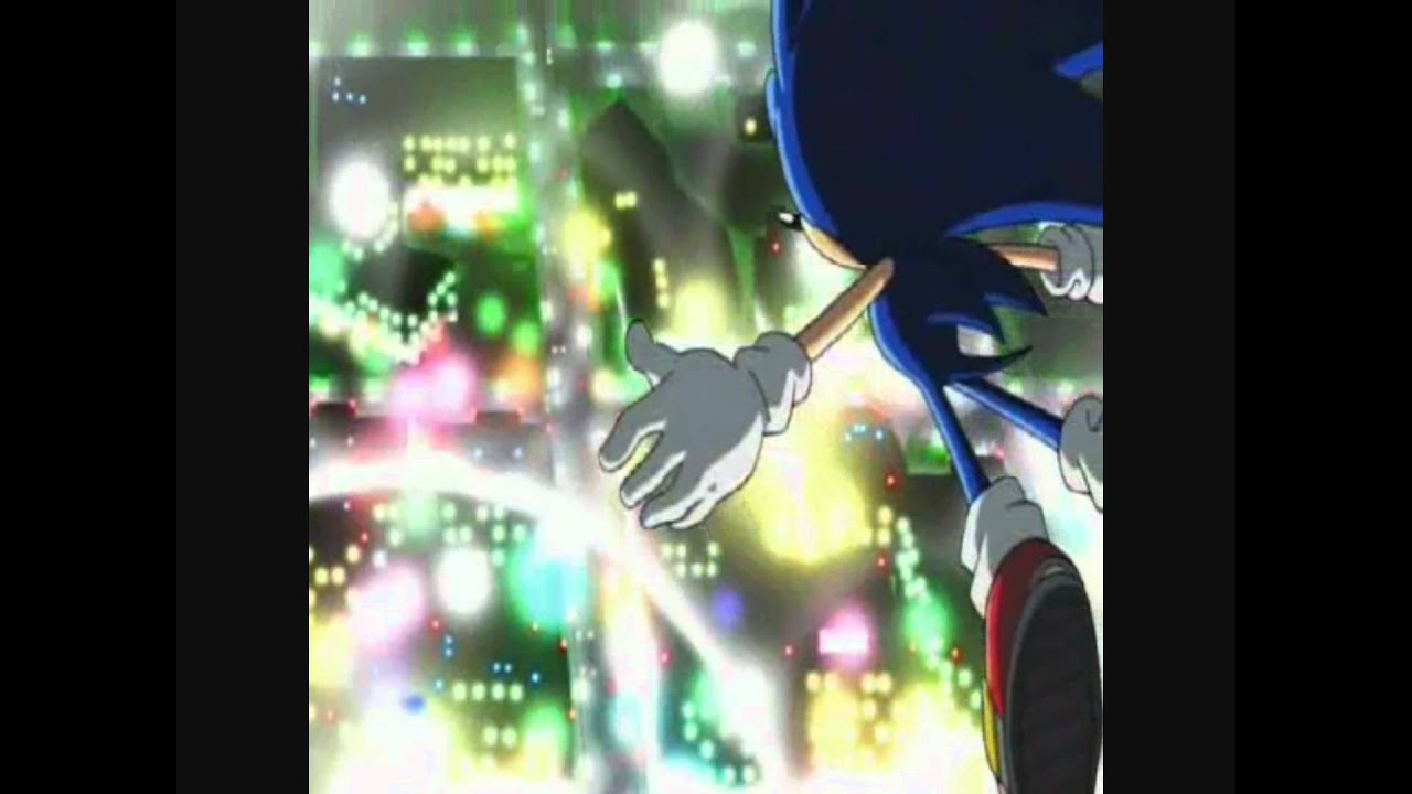 Sonic the Hedgehog- Gotta Go Fast (English Theme of Sonic