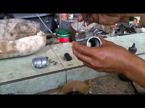Cara Mengatasi Karburator Motor Yang Bocor