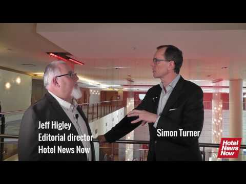 Former Starwood exec Simon Turner talks about the Marriott deal