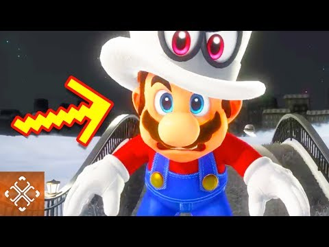 10 Secrets About Super Mario Odyssey That Nintendo Didn't Tell You