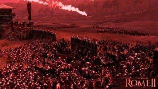 Rome 2 total war Исторические Битвы / Битва при Алезии