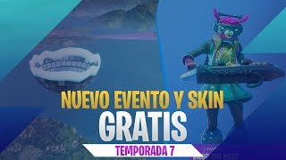 New Fortnite and Skin Free Event!
