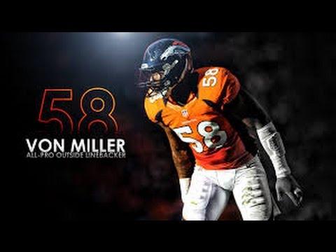 "Von Miller || ""MVP"" || Denver Broncos 2015 Highlights"