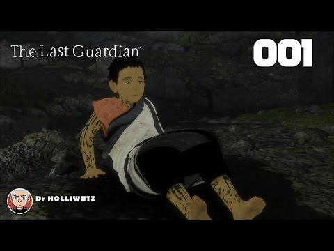 The Last Guardian #001 - Trico befreien [PS4] Let's play The Last Guardian