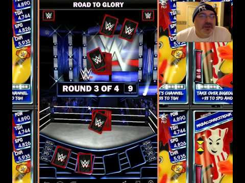 WWE Supercard #235- RTG SUPER SATURDAY/ 3 FAN MAILS!!