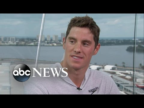 Olympic Gold Medalist Conor Dwyer Live Interview