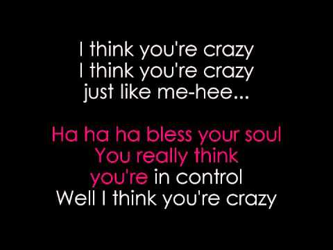 crazy karaoke gnarls barkley