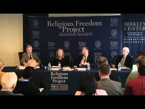 Paul Marshall on the Comparison of Secular and Religious Repressive Regimes