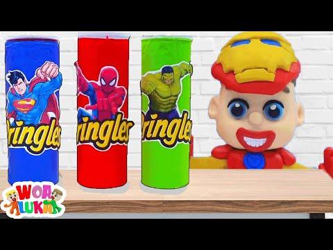 Familia de Gatos - Piruletas vs Helado Dibujos animados para niños from YouTube · Duration:  30 minutes 32 seconds