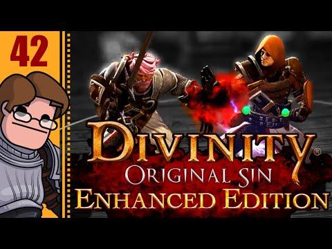 Let's Play Divinity: Original Sin Enhanced Edition Co-op Part 42 - Dreksis