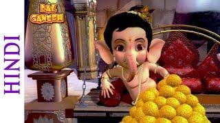 Bal Ganesh - Witty & Wise Ganesh - Kids Stories