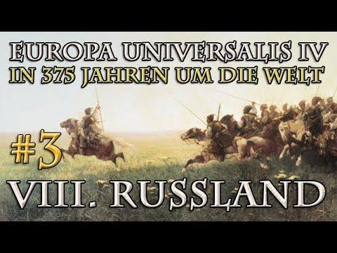 Let's Play Europa Universalis 4 – VIII. Russland #3: Der Aufstieg Persiens (In 375 Jahren...)