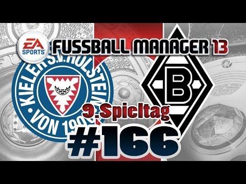 Fussball Manager - 166 [Deutsch] - 9. Spieltag Gladbach - FM 2014 Karriere