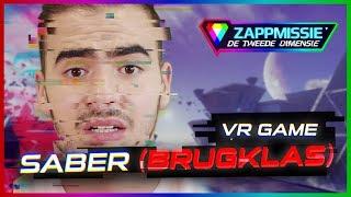 Help Saber (Ramzi in brugklas) ontsnappen // Zappmissie 2018 // LIVE VR-GAME