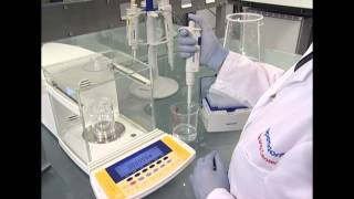 Eppendorf Pipette Calibration