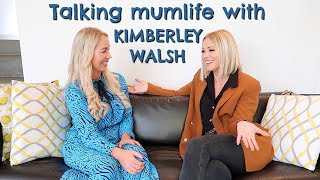 CHATTING MUM LIFE WITH KIMBERLEY WALSH!  AD     DAY IN THE LIFE  EMILY NORRIS