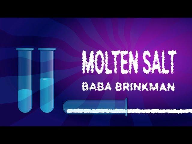 Molten Salt – Lyric Video