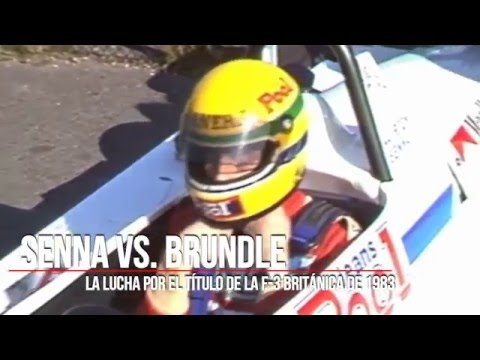 Trailer do filme Senna vs Brundle