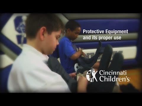 Cincinnati Sports Medicine Protective Equipment And Its Proper Use | Cincinnati Children's