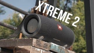 JBL Xtreme 2 | Обзор обновленной колонки от JBL