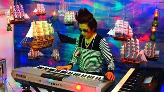 Em Yêu Anh Như Yêu Câu Ví Dặm Karaoke (Am+4 Bản nháp DEMO) - Đàn Organ Hay Nhất Từ Trước Đến Nay