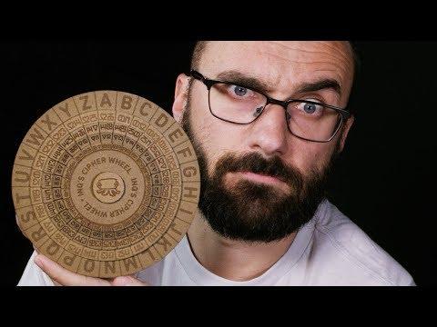 Inqs Cipher Wheel