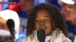 "Yolanda Renee King, MLK's granddaughter: ""Enough is enough"""