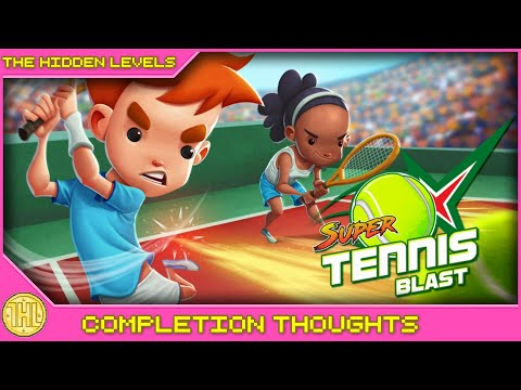Super Tennis Blast Achievement Completion Thoughts (Xbox One)
