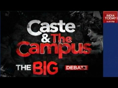 The Big Debate: Caste And The Campus